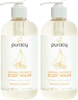 children's body wash for eczema