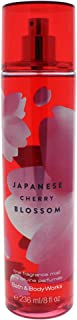 Bath & Body Works Japanese Cherry Blossom Signature Collection Fragrance Mist, 236ml