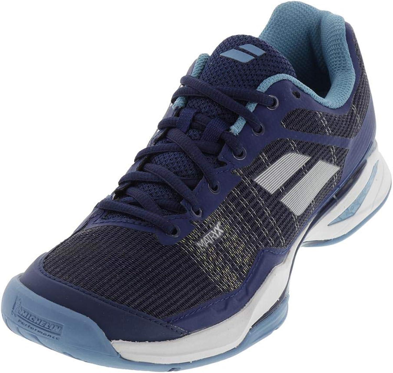 Babolat Jet Mach I AC Navy bluee Women's shoes