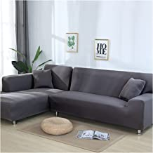 أريكة بغطاء رمادي بلون مزود بفلتر مائي مزود بغطاء مزود بفلتر مائي مقاس 60.96 سم