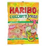 Haribo Ciucciotti Frizzanti Caramelle - Pacco da 12 x 200 g