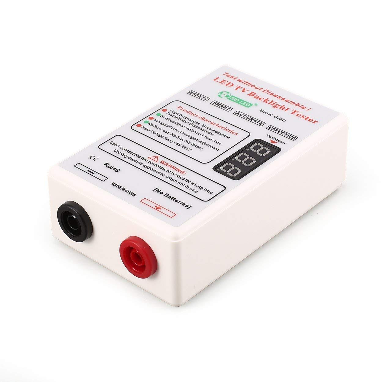 Lorenlli GJ2C Voltaje LED LCD TV Pantalla Retroiluminación ...
