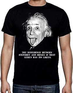 Men's Albert Einstein Quote T-Shirt