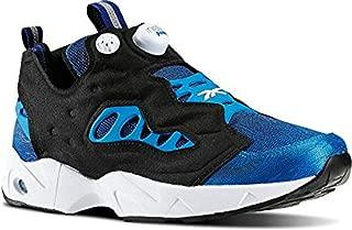 Mens Instapump Fury Road Running Shoe Royal Blue/White/Black