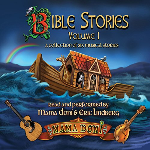 Bible Stories, Volume 1 audiobook cover art