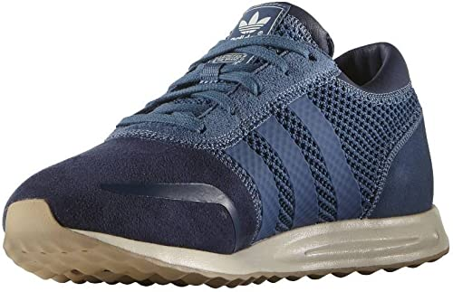 Adidas Los Angeles Hombre Hausschuhe Blau