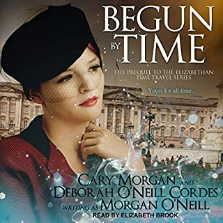 Begun by Time cover art