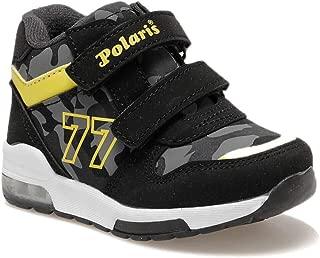 92.510542.B Siyah Erkek Çocuk Spor Ayakkabı