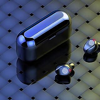 JY Audífonos Bluetooth Inalámbricos, F9 Control Táctil y