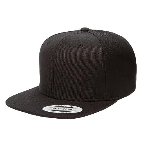 c7956e3265c Yupoong Classic Snapback Baseball Cap 6089M
