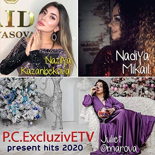 Nadiya Mikail, juliet Omarova & Nazilya Kazanbekova