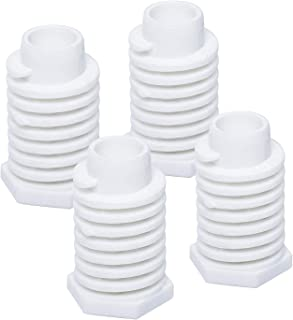 Leveling Foot For 49621 Dryer Whirlpool Kenmore Maytag AP4295805 PS1609293 (Pack of 4)