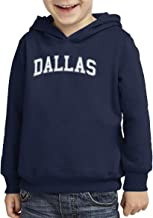 Haase Unlimited Dallas - State Proud Strong Pride Toddler/Youth Fleece Hoodie