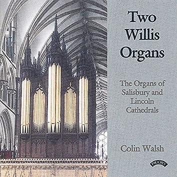 Two Willis Organs