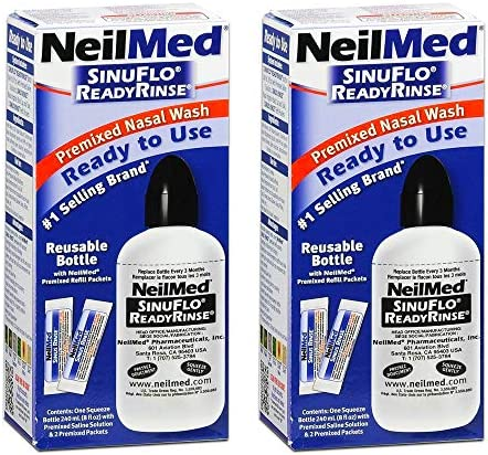 Neil Med SinuFlo Ready Rinse, 8 fl oz