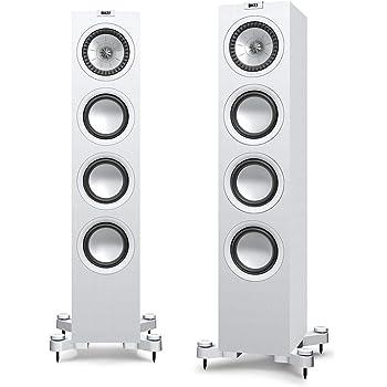 KEF Q550 Floorstanding Speaker (Each, White)
