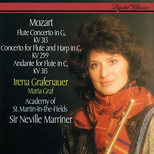 Irena Grafenauer, Maria Graf, Academy of St. Martin in the Fields & Sir Neville Marriner