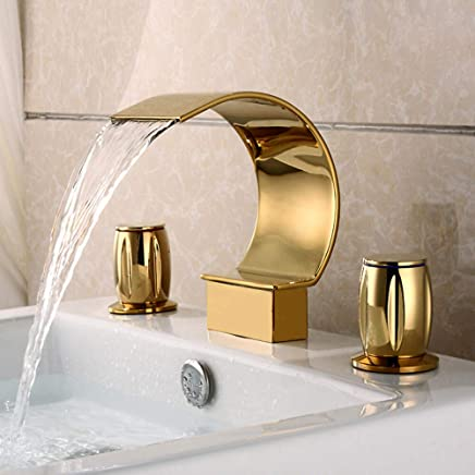 Fire wolf Bathroom faucet:Bathroom Sink Faucet - Waterfall