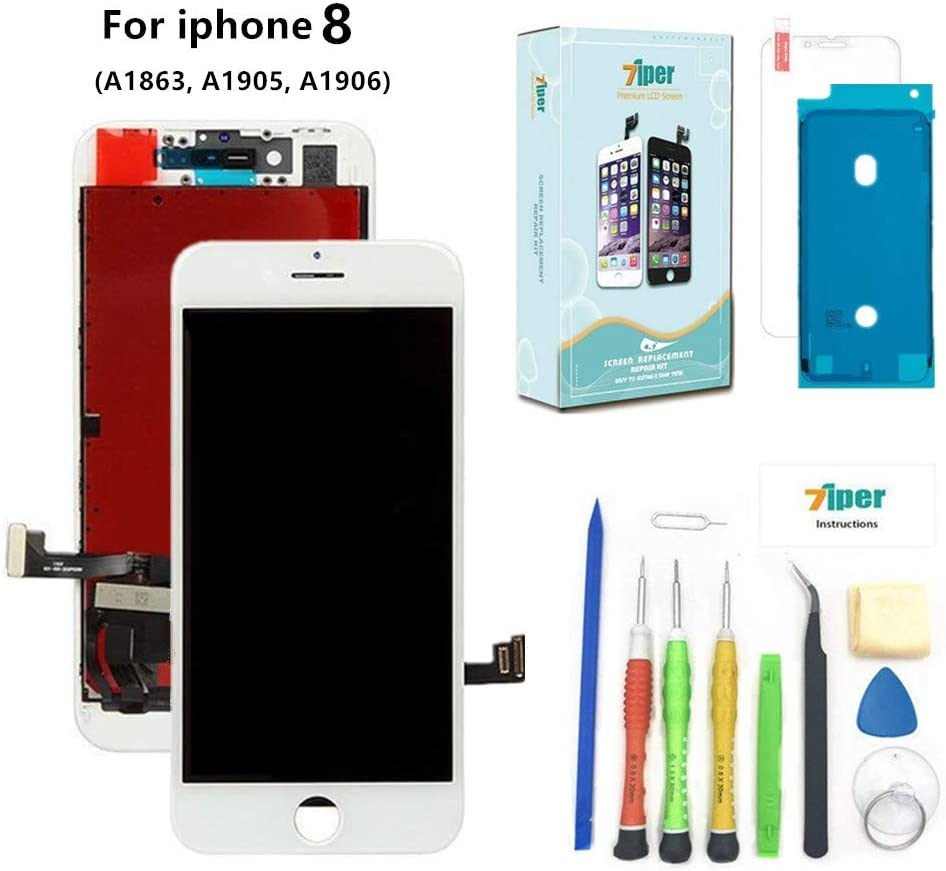 Screen Replacement for iPhone 8 New Shipping Free inch 4.7 -3D Award LCD Touch