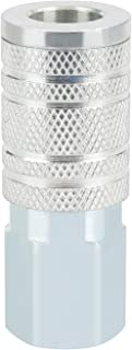 WYNNsky Industrial Air Coupler, 1/2 Inch Body Size, 1/2 Inch Thread Size, Steel Air Tool fittings