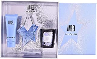 Thierry Mugler Angel 3 Piece Gift Set for Women, 3 Count