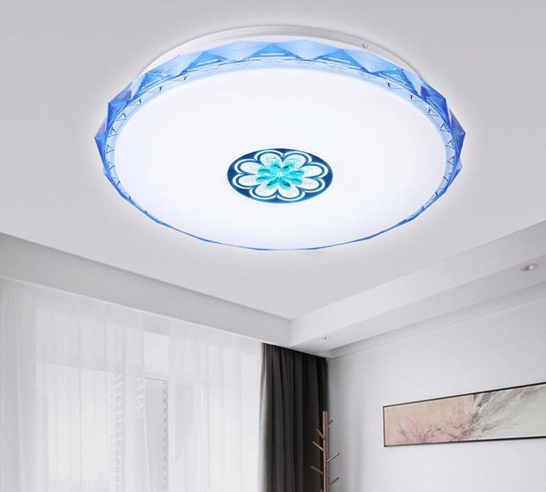 Plafonniers liwenlong Lampe de plafond LED salon chambre à coucher l'éclairage, étude d'occultation gradient 50CM