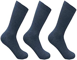 Rimi Hanger Children Rich Ankle Cotton Socks Kids Boys Girls Plain School Wear Ankle Socks