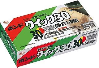 コニシ 一般工業用 クイック30 80gセット