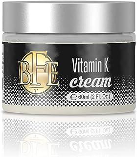 Vitamin K Cream- Moisturizing Bruise Healing Formula. Dark Spot Corrector for Bruising, Spider Veins & Broken Capillaries....
