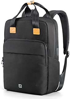 "WINKING 15"" Minimalist Man Multifunction Travel Laptop Bag Business Computer Shoulder Backpack"