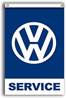 vw flag pole