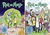 Rick and Morty Staffel 1+2