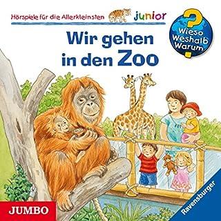 Wir gehen in den Zoo Titelbild