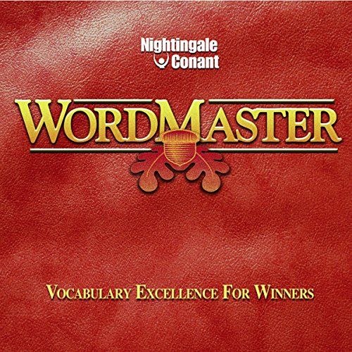 WordMaster audiobook cover art