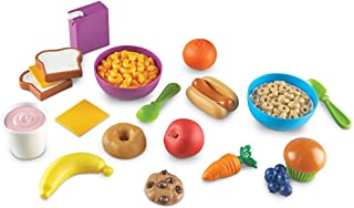 Learning Resources New Sprouts Munch It! Pretend Play Food, 20 Pieces, Ages 18 mos+