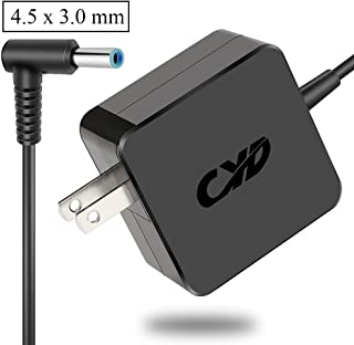CYD 65W 19.5V 3.33A PowerFast Replacement for Laptop-Charger HP Probook 250 255 709985-002 710412-001 EliteBook 725-G3 745-G3 820-G3 Pavilion 15-P076SA 15-P077SA 15-P078SA EliteBook 1040 G3 x360