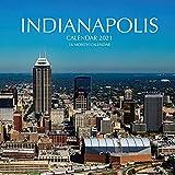 Indianapolis Calendar 2021: 16 Month Calendar