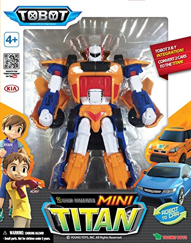 TOBOT - Mini Titan