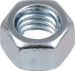 The best fasteners Grade 2 3//4-10 Hex Nuts 25 Zinc