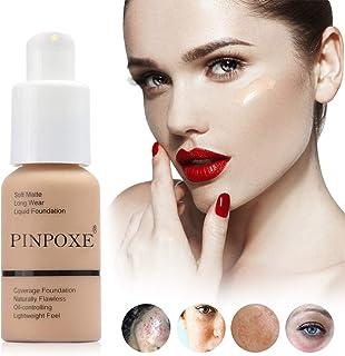 Base Líquida, Base de Maquillaje, Hidratante Líquido Base, Base de maquillaje Cobertura completa Nuevo, Concealer Cover Cream, Corrector de cobertura líquida BB crema