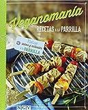 Recetas A La Parrilla (Veganomanía)