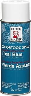 Design Master 742 Teal Blue Colortool Spray