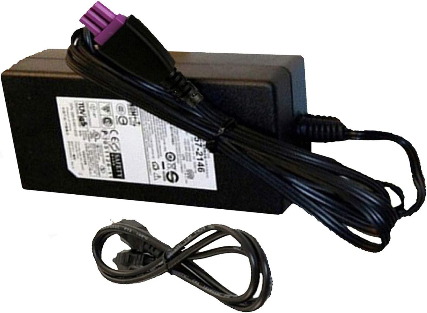 UpBright AC/DC Adapter Compatible with HP 0957-2479 ScanJet Pro 3500 F1 4500 fn1 3000 s3 Enterprise Flow 5000 S2 S3 7000 s2 Scanner L2738A L2715A#BGJ SHNGD-1401-00 L2741A#BGJ L2749A L2749A#BGJ L2730B