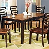 Pemberly Row Extendable Dining Table in Acacia