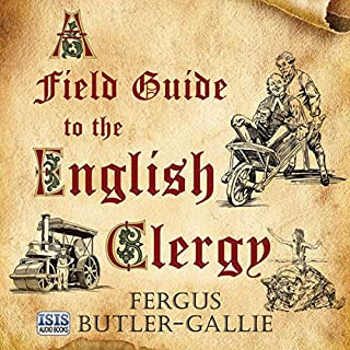 A Field Guide to the English Clergy cover art