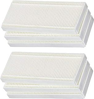 REYEE Paquete de 6 Kits de filtros compatibles con el Robot Aspirador Conga 1290 & Conga