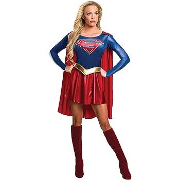 Rubbies - Disfraz de superhéroe para mujer, tamaño único: Amazon ...