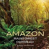 Amazon Rainforest Calendar 2021: 16 Month Calendar