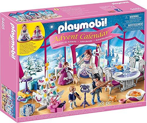 Playmobil - Calendrier de lAvent Bal de Noël Salon de Crista