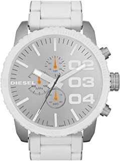 Diesel Men's DZ4253 Advanced White Watch